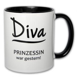 Diva Prinzessin war gestern