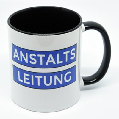 Kaffeetasse Anstaltsleitung