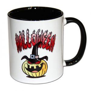 Kaffeetasse Halloween