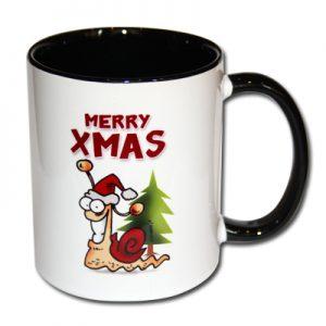 Merry Xmas Kaffeetasse