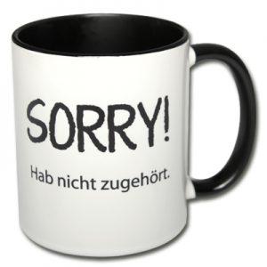Sorry Hab nicht zugehört