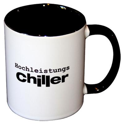 Spruchtasse Hochleistungs Chiller