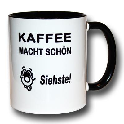 Kaffee macht schön
