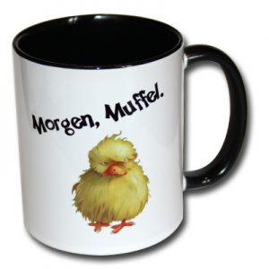 Morgen, Muffel.