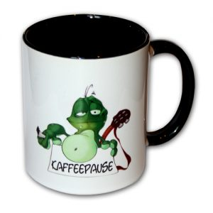 Spruchtasse Kaffeepause