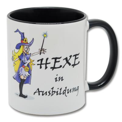 Hexe in Ausbildung Tasse