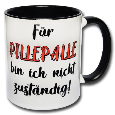 Kaffeetasse Pillepalle