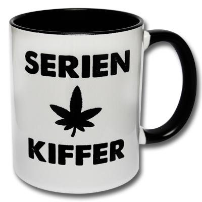 Cannabis Tasse Serienkiffer