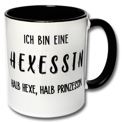 Hexen-Tasse Hexessin