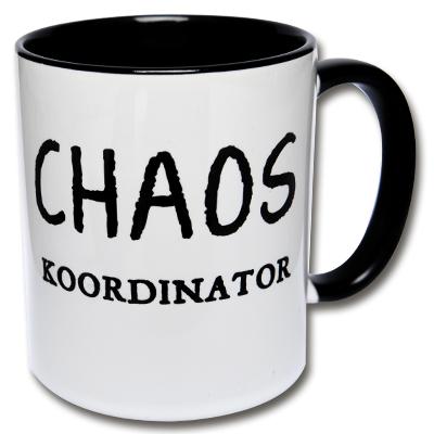 Tasse Chaos Koordinator
