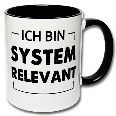 Kaffee Tasse Systemrelevant