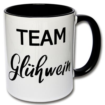 Tasse Team Glühwein