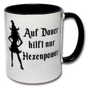 Tasse Hexenpower